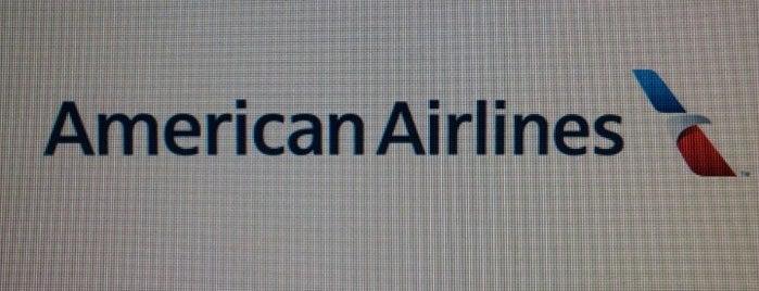 American Airlines Backoffice is one of Rebeca 님이 좋아한 장소.