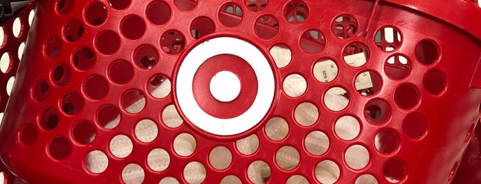 Target is one of Orte, die Ashley gefallen.