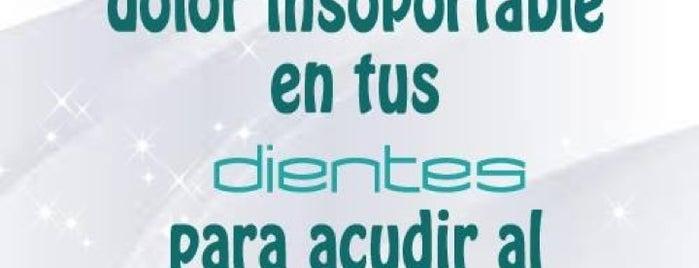 Centro de Cirugía Maxilofacial y Odontología Integral is one of Irlys : понравившиеся места.
