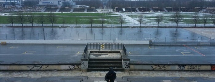 Zeppelinfeld is one of Before the Earth swallows me....