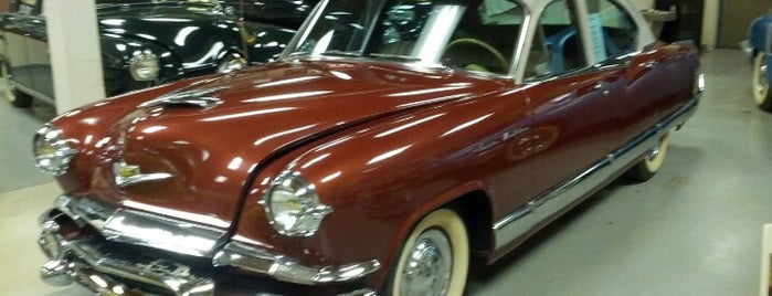 Miller Motors Hudson Auto Museum is one of Bucket List for Gearheads.