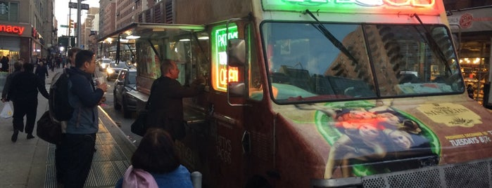 Patty's Taco Truck is one of Food Truck.