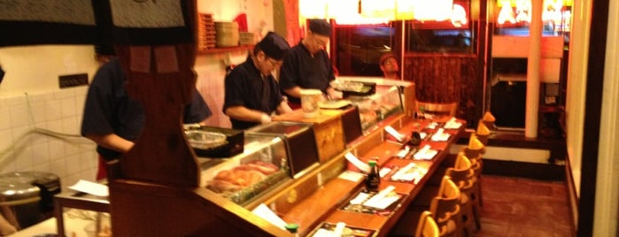 Yuka Japanese Restaurant is one of NYC Restaurants To-Do.