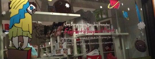 Rojo Bermelo is one of El mejor Shoppin'.