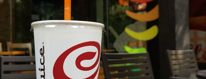 Jamba Juice is one of Recommended 2.