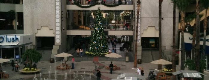 Hollywood & Highland Center is one of Where to Find Free WiFi in LA.