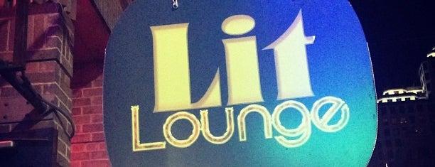 LIT Lounge is one of Tejas : понравившиеся места.