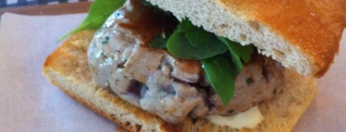 Meatpacking Bistro is one of Hamburguesas BCN 🍔.