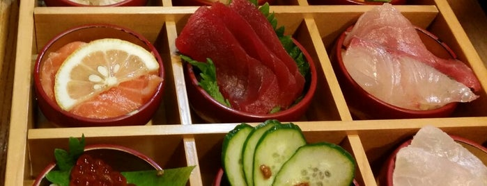 Hatsuhana is one of NYC Summer Restaurant Week 2014 - Uptown.