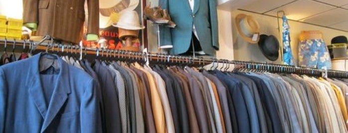 Avalon Antiques & Vintage Clothes is one of Killer Vintage.