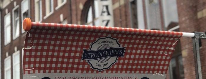 Rudi's Original Stroopwafels is one of Locais curtidos por Aline.