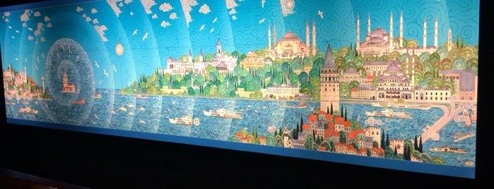 İslam Bilim ve Teknoloji Tarihi Müzesi is one of İstanbul Müzekart.
