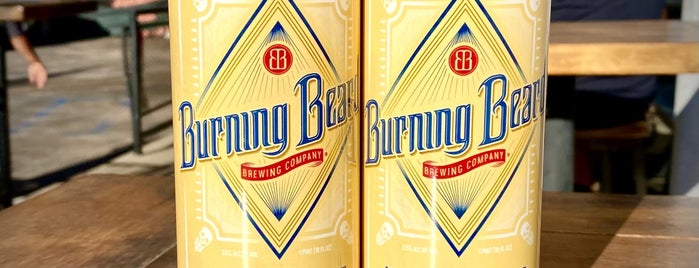 Burning Beard Brewing Co. is one of Craft Breweries.
