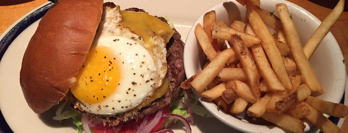 The Porch is one of Dallas's Most Mouthwatering Burgers.