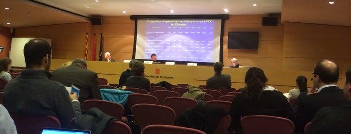 Institut Europeu de la Mediterrània (IEMed) is one of Best Around the World!.