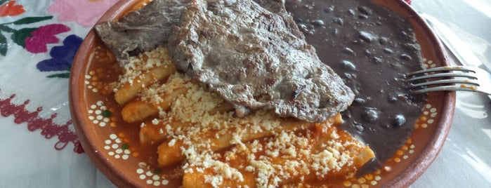 Comedor Huasteco Huapango is one of Lieux sauvegardés par Liliana.