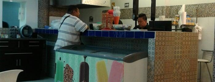 Lajam is one of Playa Del Carmen eats.