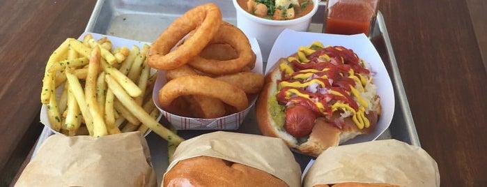 Gott's Roadside is one of best burger joints.