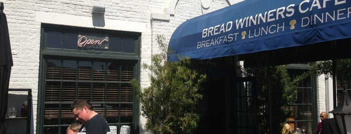 Bread Winners Café & Bakery is one of Dallas, TX.