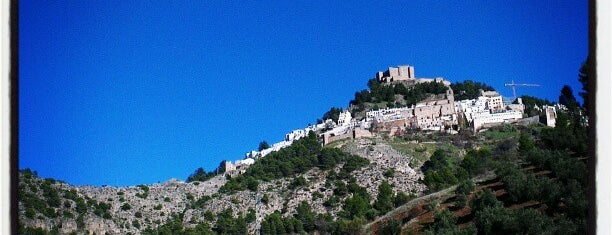 Segura de la Sierra is one of Lugares Míticos de Jaén.