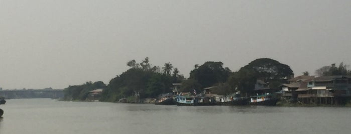 Chao Phraya River is one of Thailand.