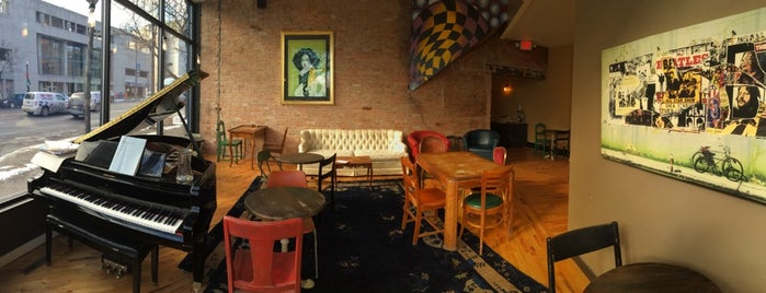 Press Coffee Bar is one of Places to check out in Rochester.