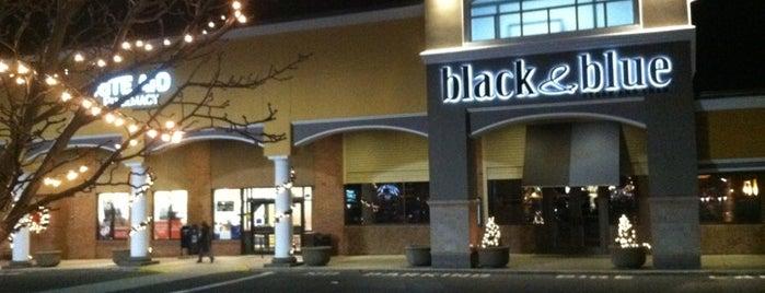 Black & Blue Steak & Crab is one of Best Restaurants in Rochester.