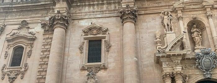 Cattedrale San Giovanni Battista is one of Scicily guide.