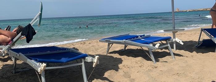 Magaggiari beach is one of Палермо.