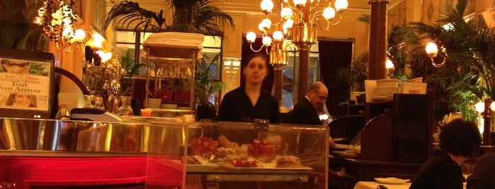 Le Grand Colbert is one of PARIS I Restaurants I Our Favorites.