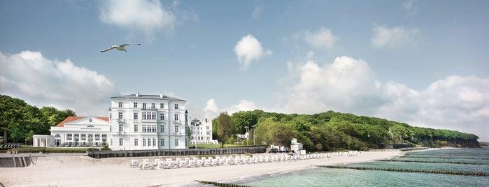 Grand Hotel Heiligendamm is one of Deutschland | Sehenswürdigkeiten & mehr.