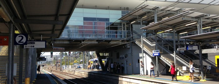 Ashfield Station is one of Sydney Train Stations Watchlist.