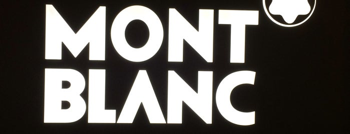 Montblanc Boutique is one of Vegas.