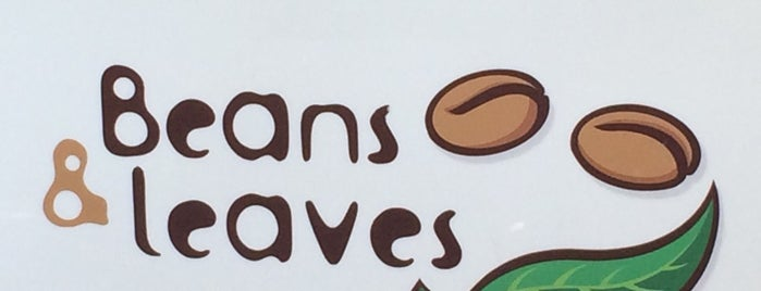 Beans & Leaves is one of Tempat yang Disukai Angelina.