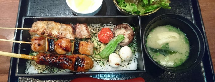 Yakitori Hachibei is one of Andrew 님이 좋아한 장소.