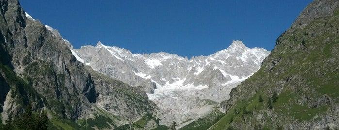 Camping Des Glacier is one of Lieux sauvegardés par Mathieu.