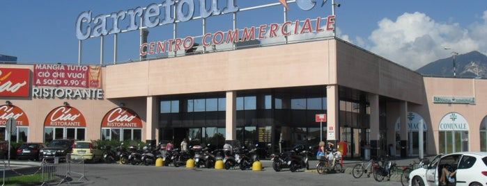 Centro Commerciale MareMonti is one of 4G Retail.