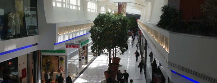 Shopping Center Citypark is one of Lugares favoritos de Ajda.