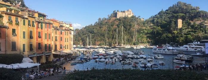 Albergo Nazionale Portofino is one of Italy | Good Eating & Living.