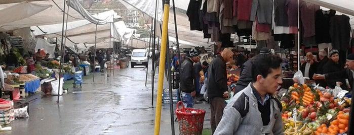 İstinye Semt Pazarı is one of Yeniköy~Tarabya~İstinye~Sarıyer.