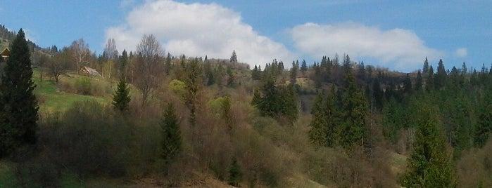 Тростян Резорт is one of загород.
