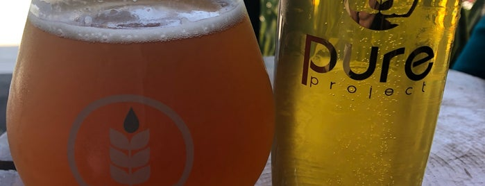 Pure Project Brewing is one of SD Breweries.