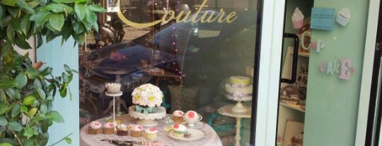 Cupcake Couture is one of Surprising Milan.