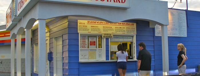 Luv-It Frozen Custard is one of Must See Las Vegas.