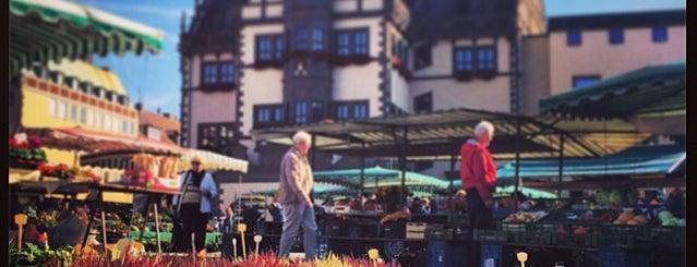 Marktplatz is one of Locais curtidos por Margit.