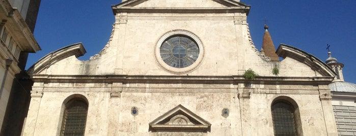 Basilica di Santa Maria del Popolo is one of Rome / Roma.