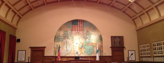 Peoria City Hall is one of Illinois's Greatest Places AIA.