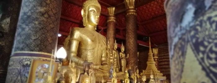 Wat Mai Souvannapoumaram is one of Orte, die Gerd gefallen.