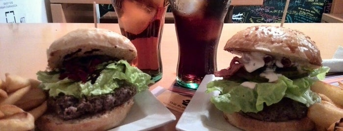 The Burger Lab is one of Básicos de Madrid..