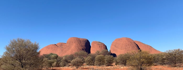 Kata Tjuta is one of Australia - Must do.